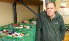 Ken Linton of Dundee Foodbank.