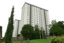 The Hilltown Court multi in Dundee.