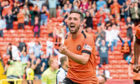 Nicky Clark should return to the Dundee United squad