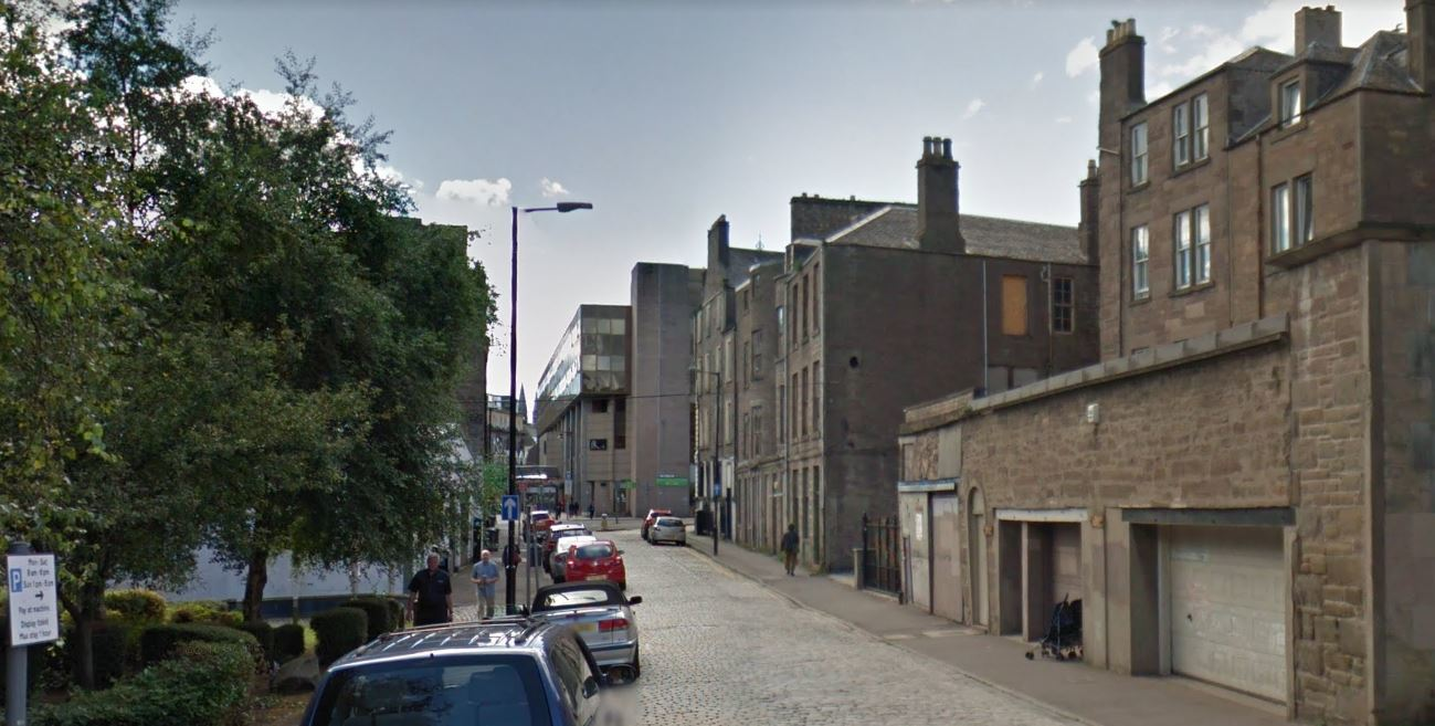 Cowgate (stock image)