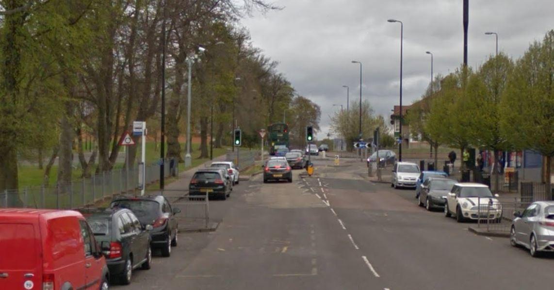 Macalpine Road (stock image)