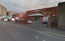 Matthews Foods, Gellatly Street (stock image)