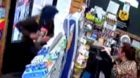 Christopher Tennant was caught on CCTV stealing a charity tin in aid of  Kaydn Buchan