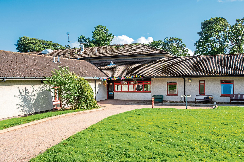 Craigie House care home