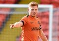 Dundee United captain Fraser Fyvie.