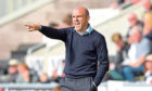 Former Dundee manager Alex Rae.