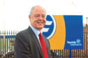 Managing Director of Tayside Contracts Iain Waddell