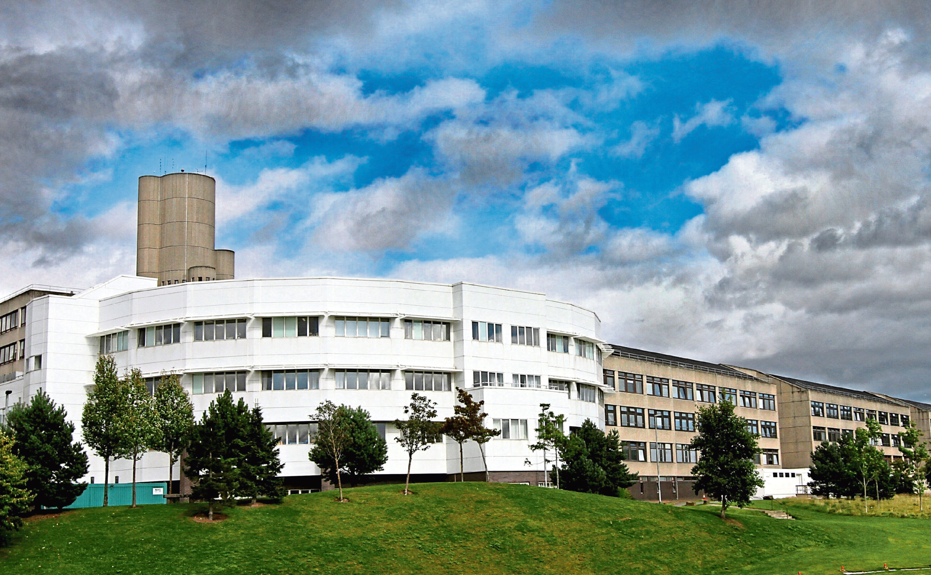 Ninewells Hospital (stock image)