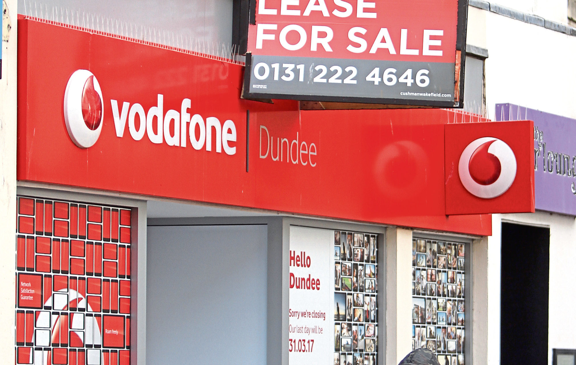 The former Vodafone shop set to be transformed into Mangobean