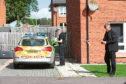 Police in Hoylake Place, Ardler