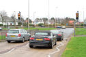 The Scott Fyfe roundabout is to be upgraded