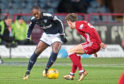 Dundee attacker Roarie Deacon is back available after a four-month absence has seen him miss the Dark Blues' very poor start to the Premiership season.