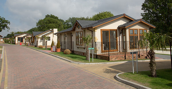 Homes on Barry Downs Caravan Park