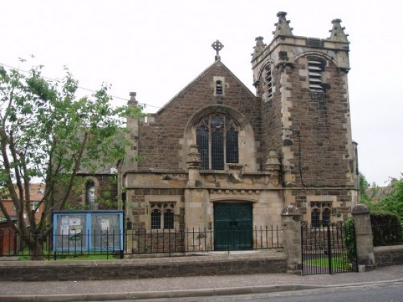 Newburgh Parish Church, Fife