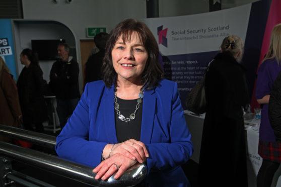 Health secretary Jeane Freeman