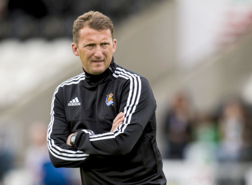Billy McKinlay is understood to be interested in the United job