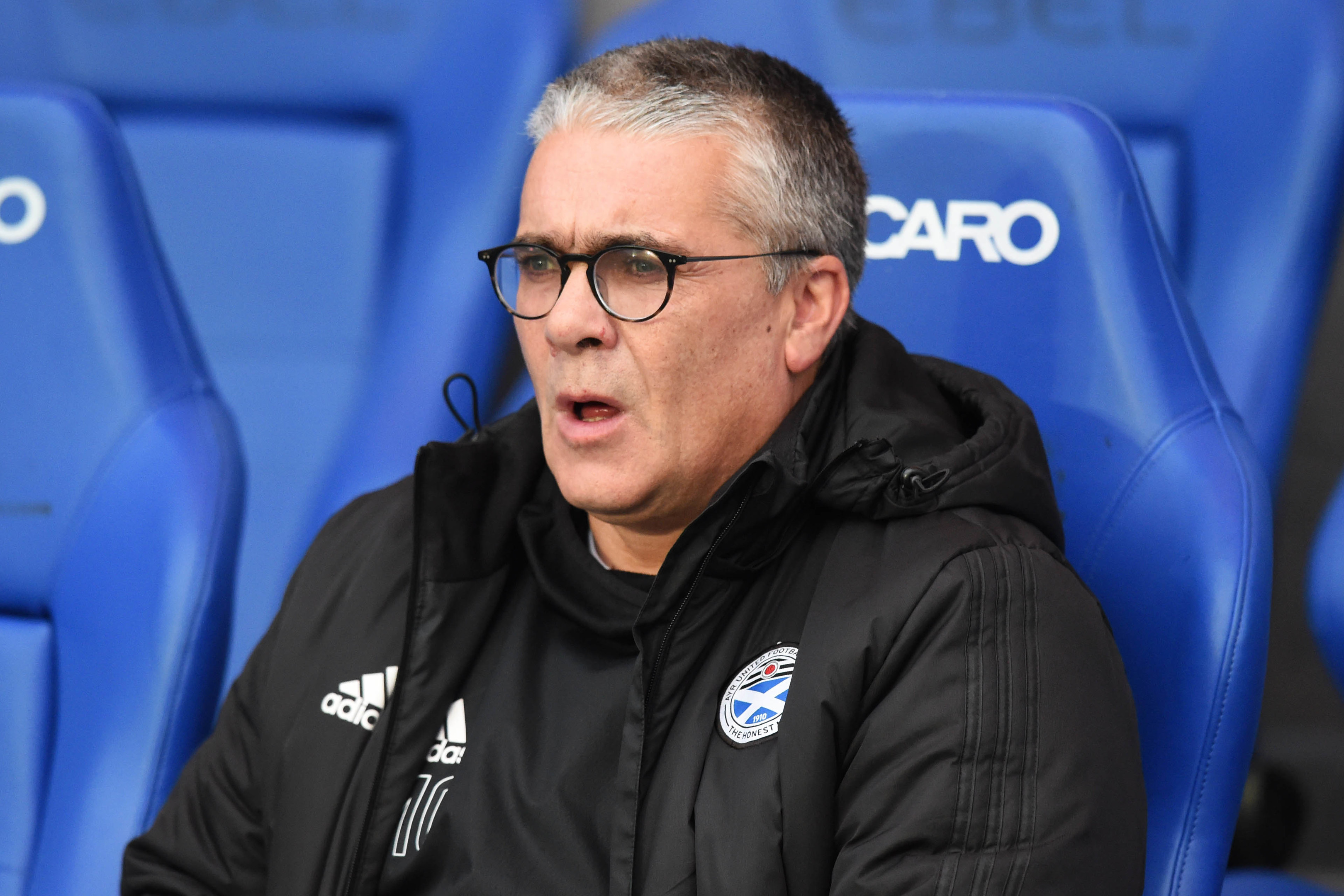 Former Dundee manager Ian McCall is in the frame for the Dundee job