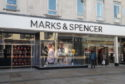 The Marks & Spencer store on Kirkcaldy High Street