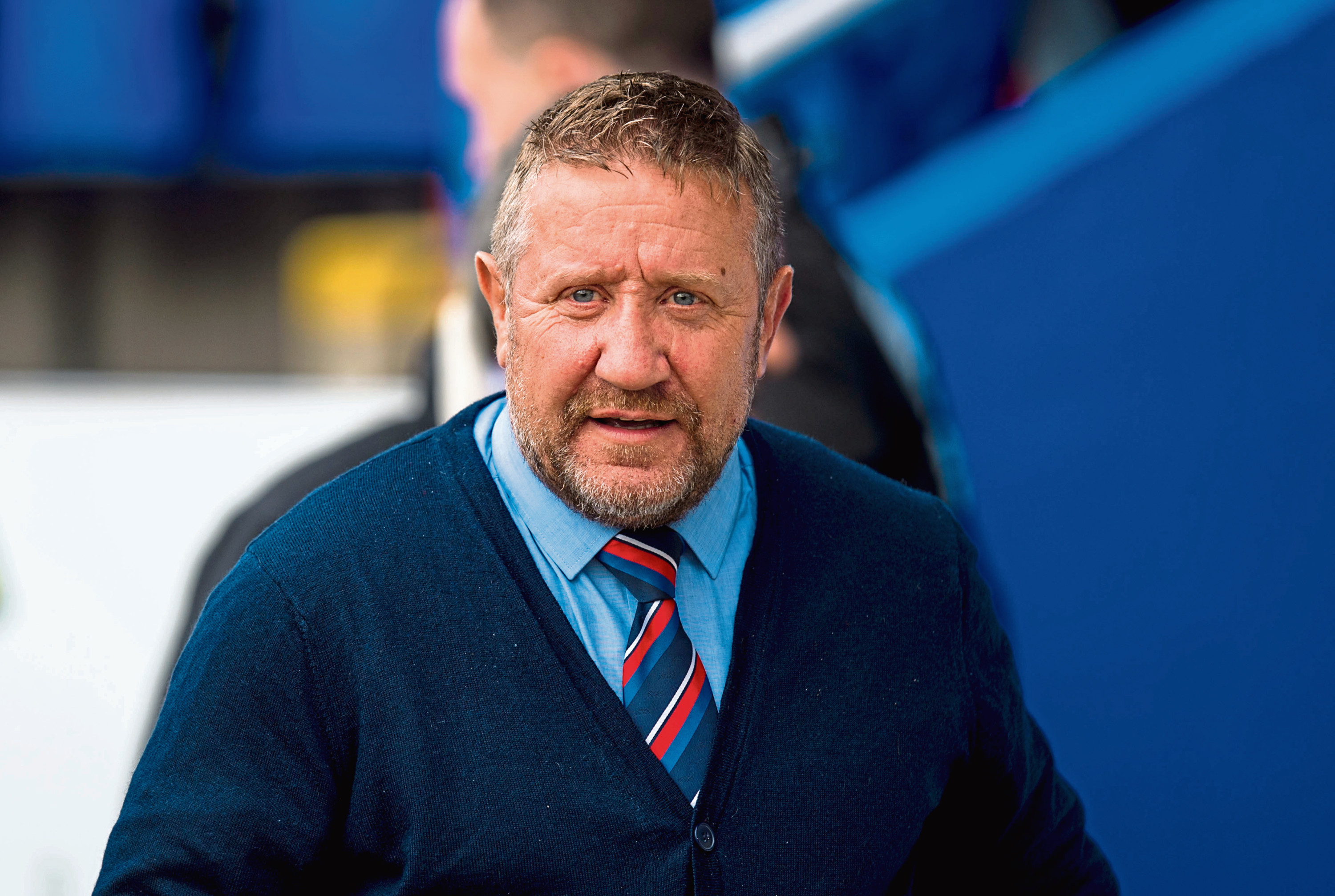 Inverness boss John Robertson is said to be interested