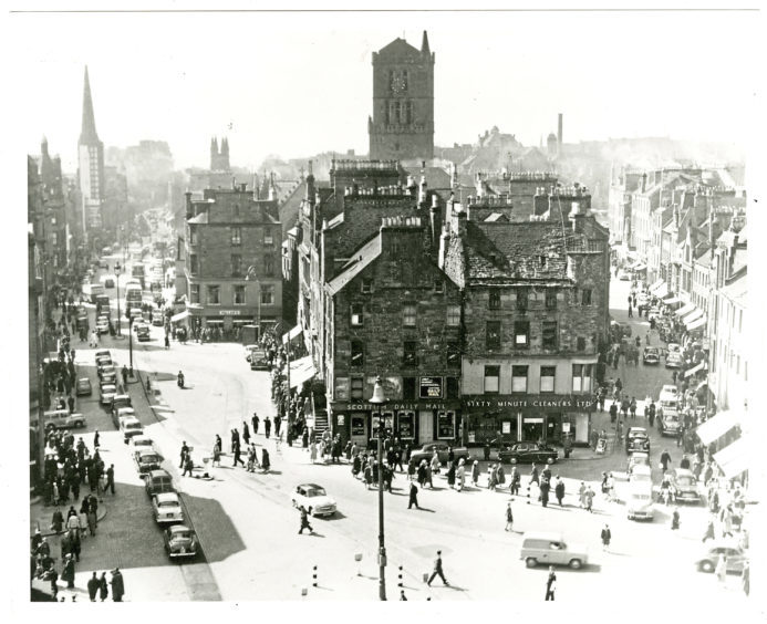 The High Street in 1959