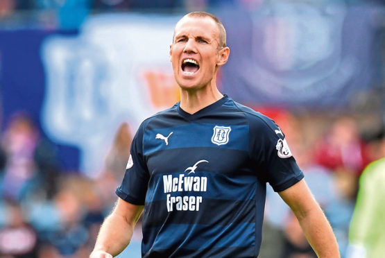 Kenny Miller is a threat for United.