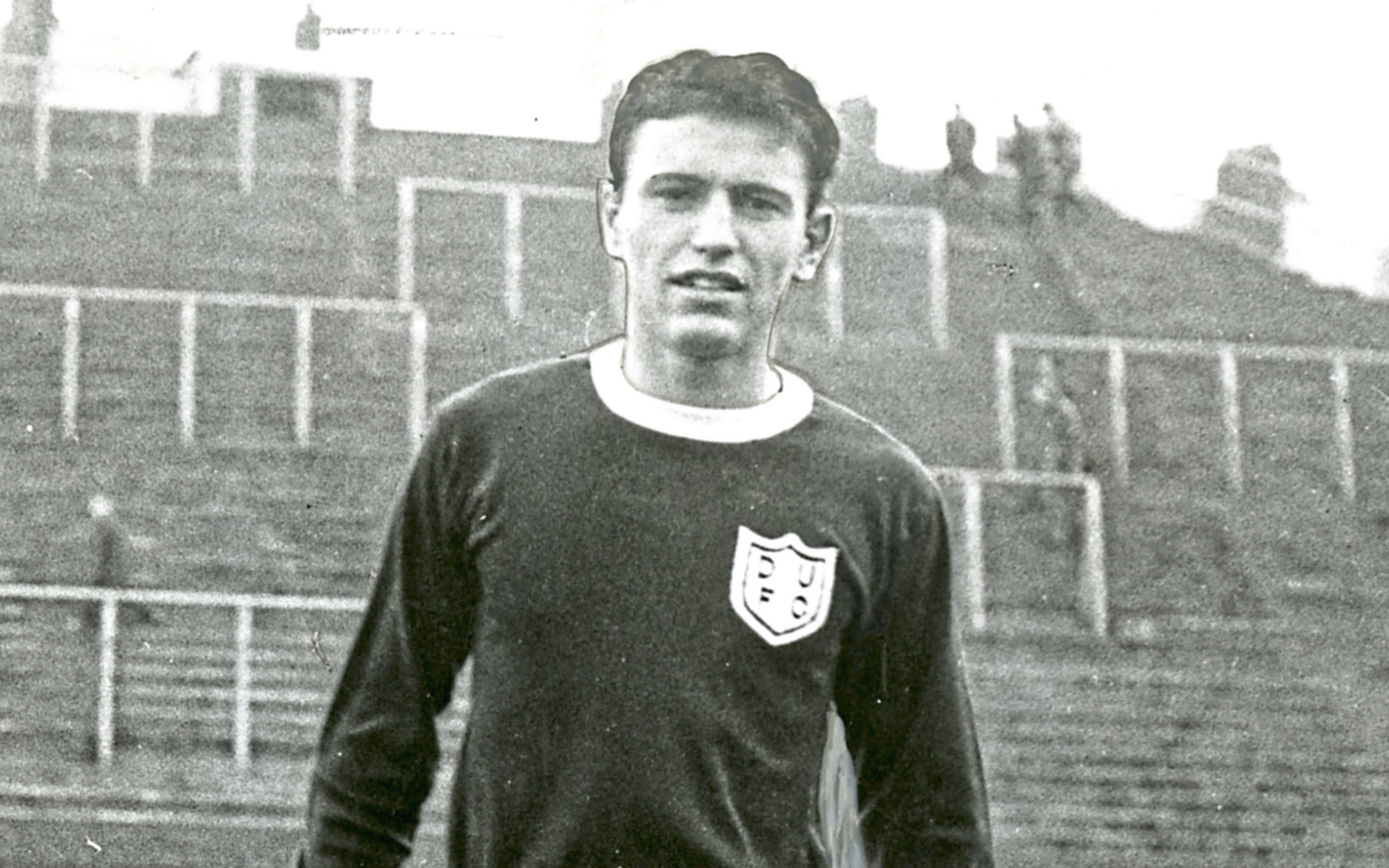 Kenny Dick pictured in 1964