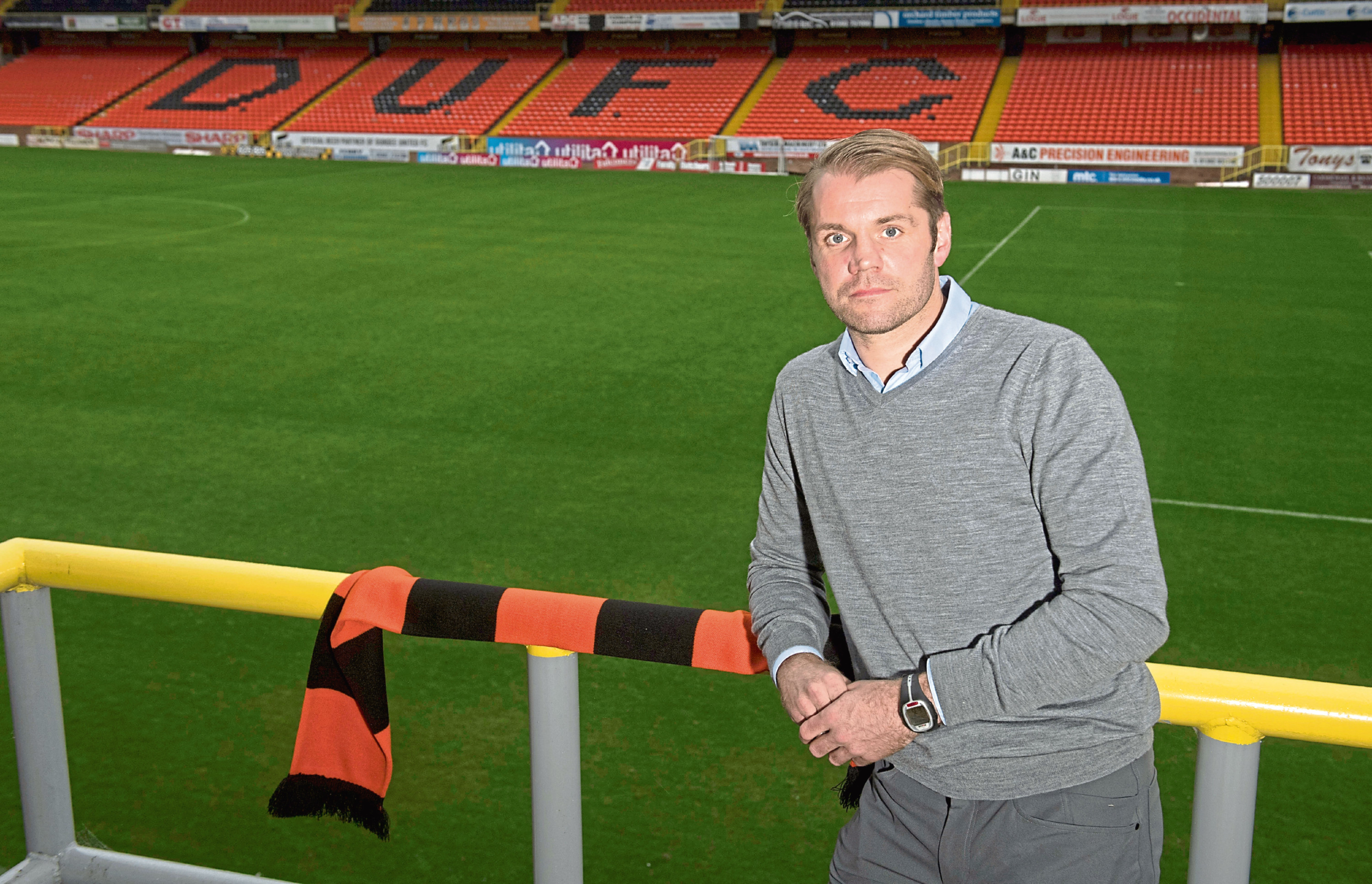 Robbie Neilson was unveiled as the Dundee United manager at Tannadice on Tuesday evening where he promised to put a team on the park supporters can be proud of.