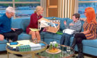 Michael Glaister appears on This Morning