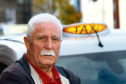 Cabbie Paul Cooper has warned fellow Dundonians about a watch scam.
