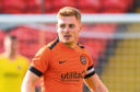 Fraser Fyvie completed 90 minutes on Saturday.