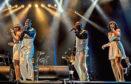 Soul Legends on stage