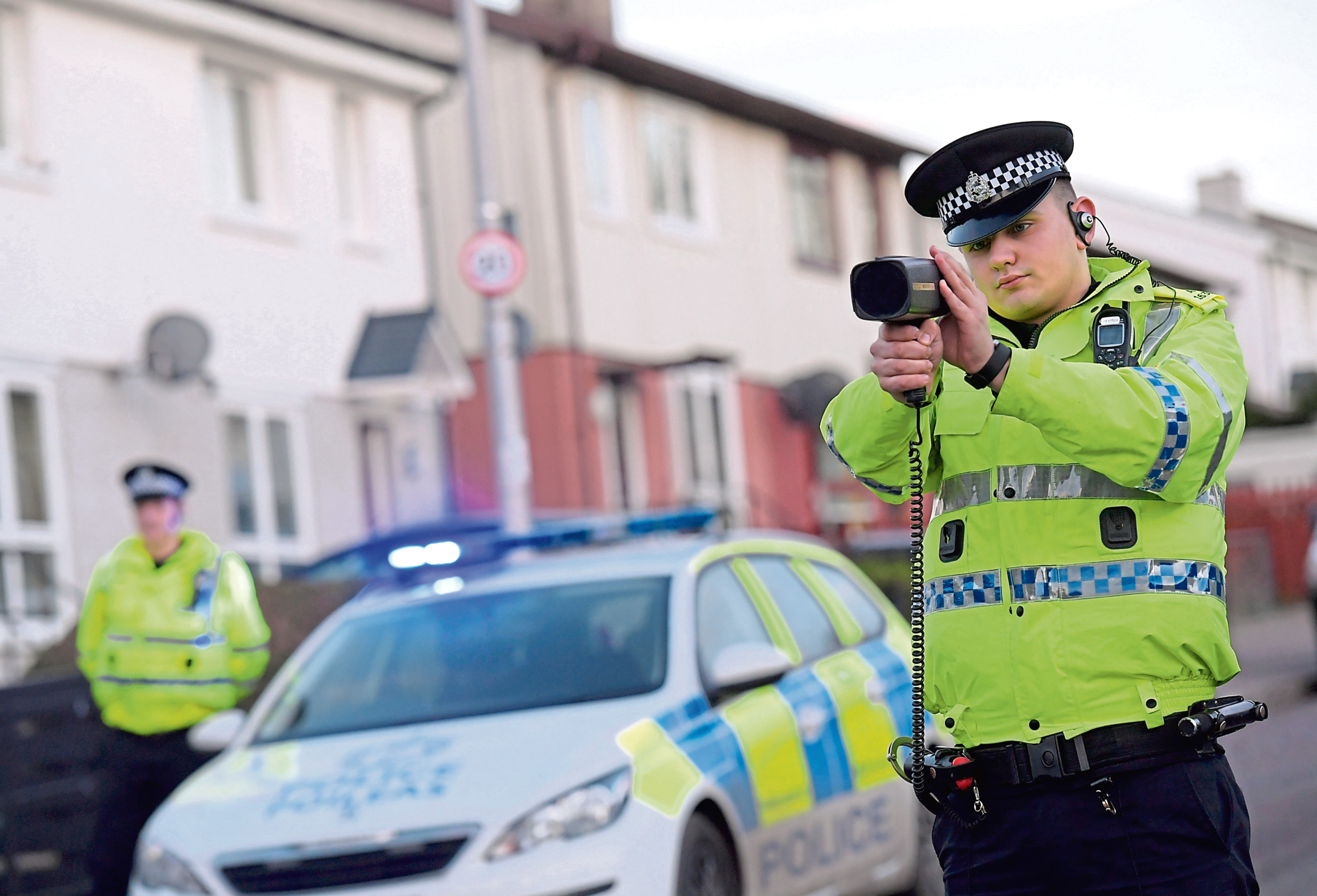 Speeding offences in Dundee have increased by more than 50%, according to the latest quarterly report from Police Scotland