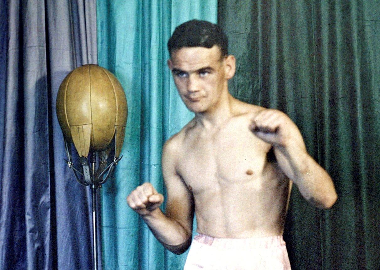 Boxer Benny Lynch