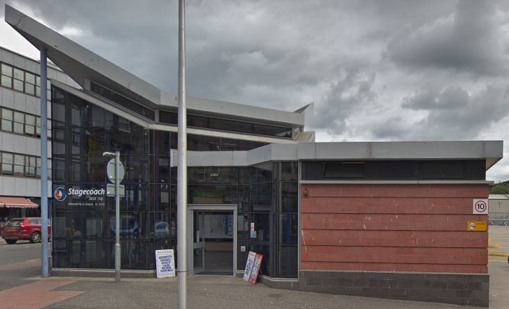 It's alleged William Meek travelled to Dundee Bus Station to meet who he thought was a child. (Stock image)