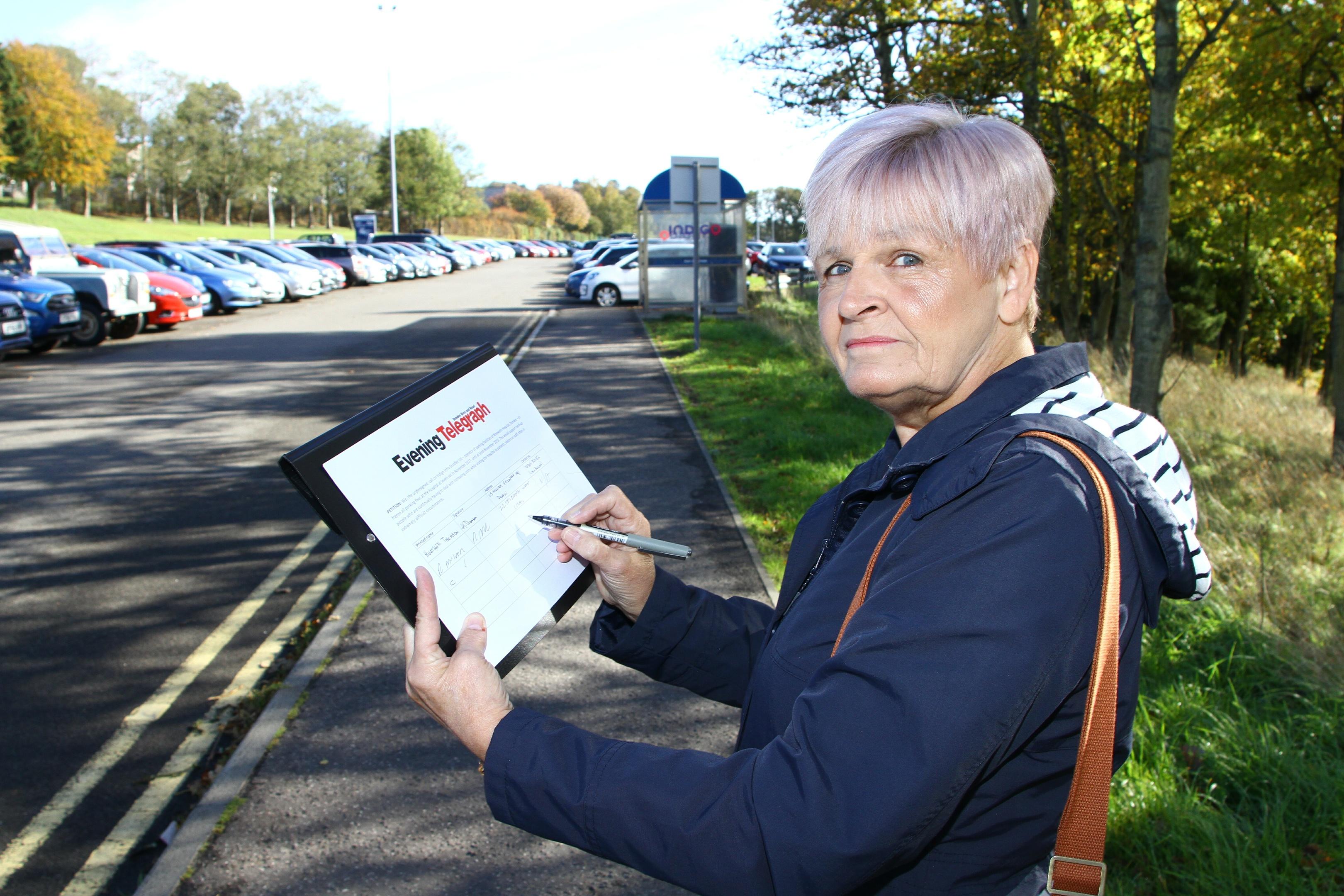 Christine McIvor backs our campaign