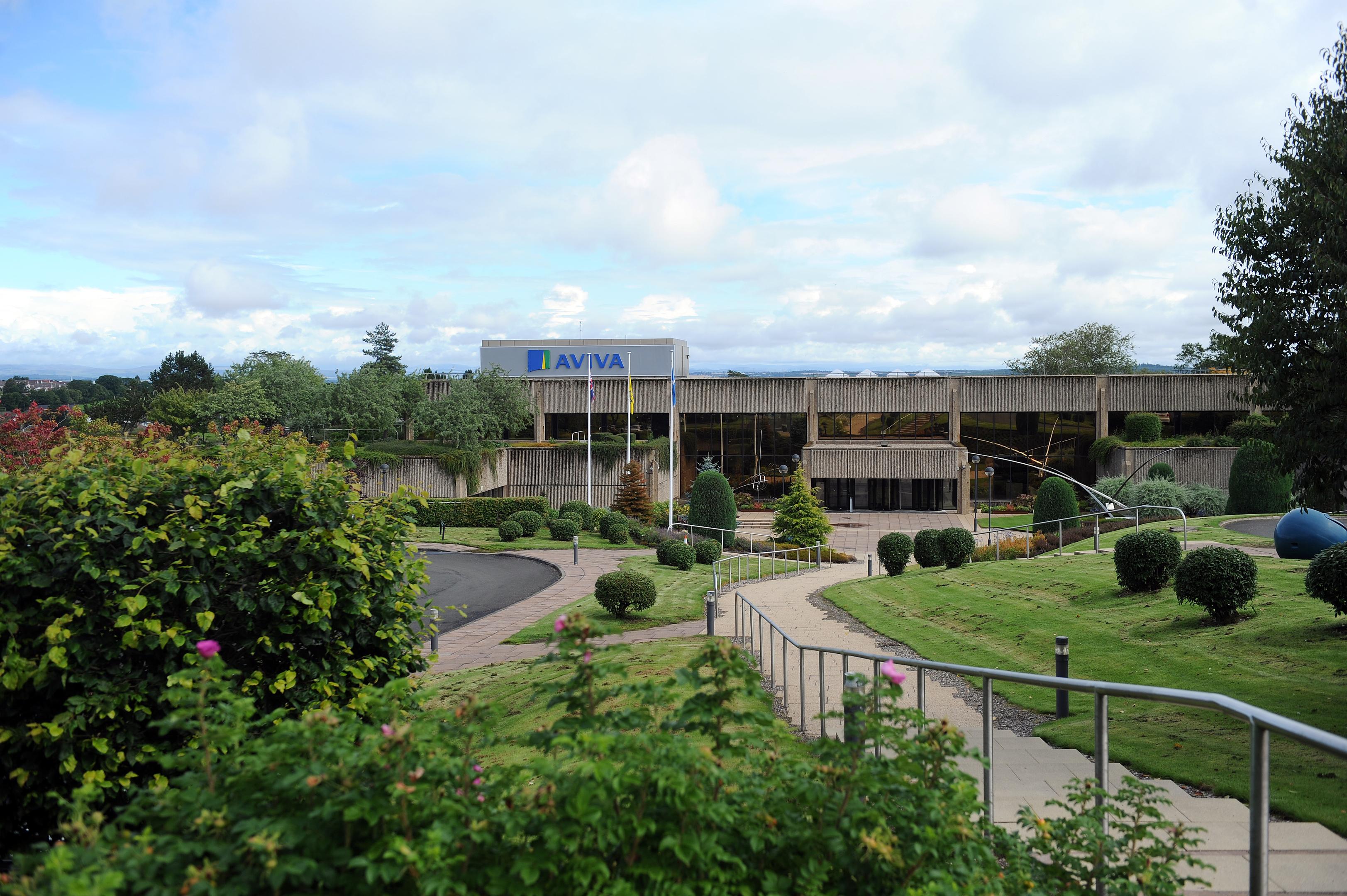 Aviva's Tayside HQ