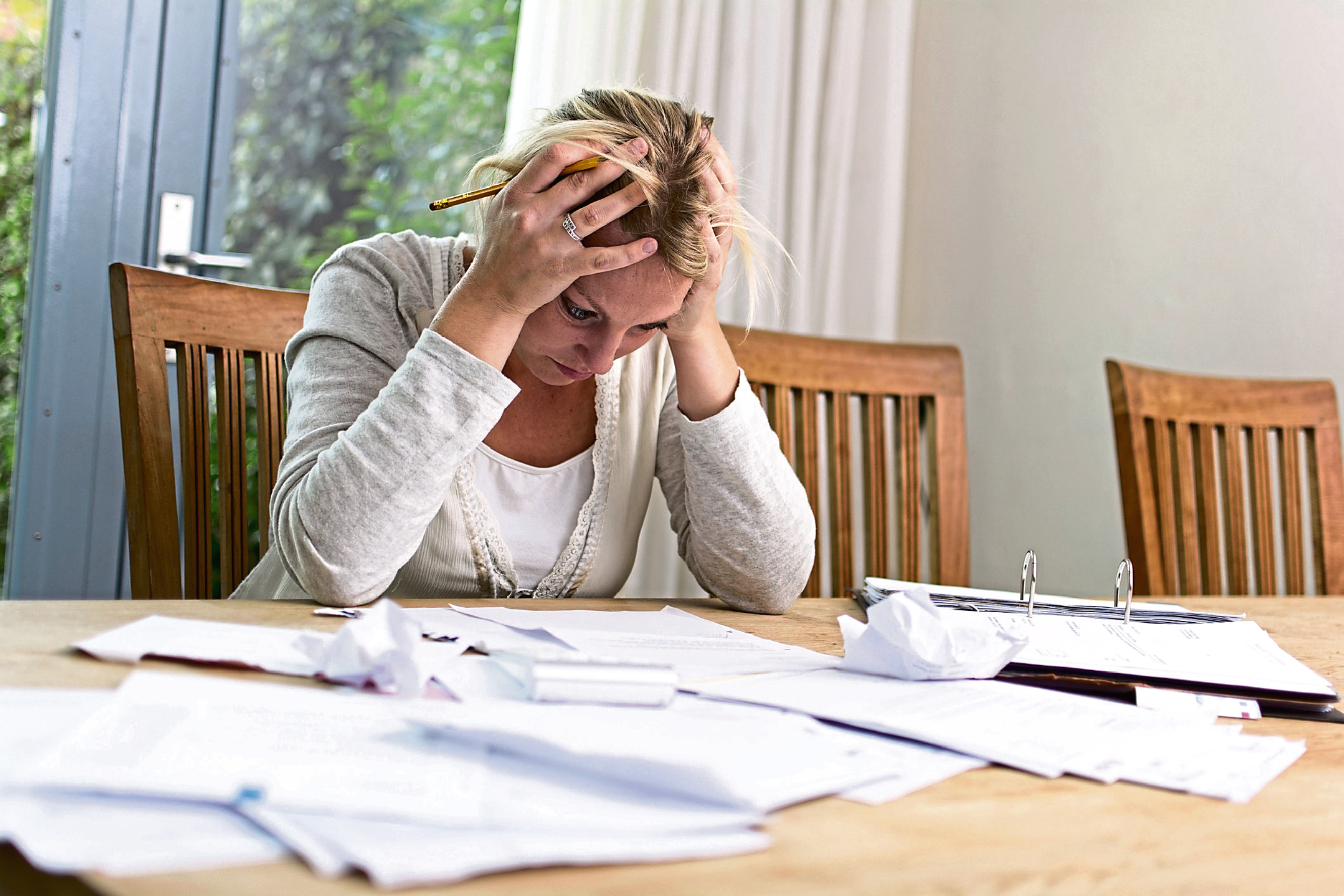 Day-to-day costs can become a huge problem for those in debt