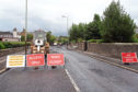 Strathern Road in Broughty Ferry will close for resurfacing work later this month