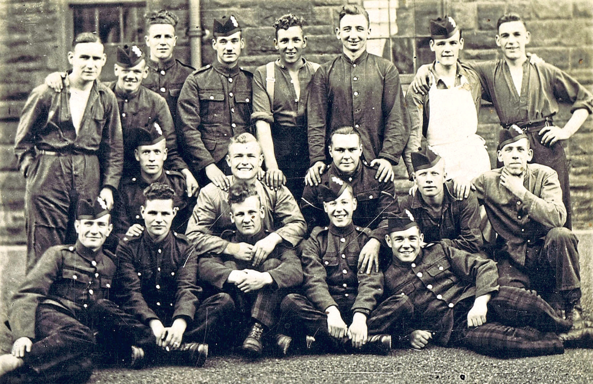 Dundee's 'Fighting Fourths'