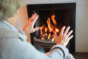 Advice will be offered on staying warm this winter