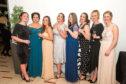 The Dundee staff (from left): Rachel Bell, Sandi Drummond, Rachel Matthew, Michelle Murray, Katherine Thomson, Lauren Malloch, Paula McAllister and Susan Beattie