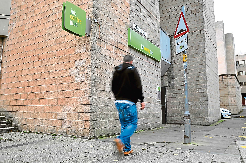 Dundee's Jobcentre Plus