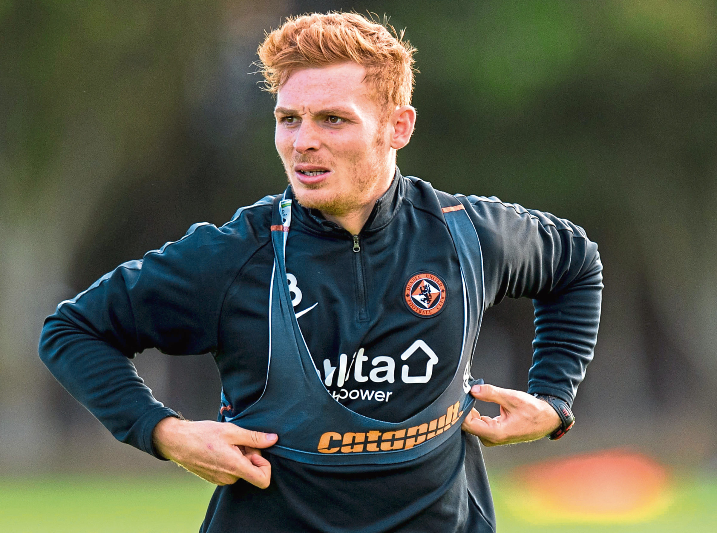 Fraser Fyvie looks set to face Alloa.