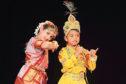 The Bharatiya Ashram Dancers