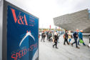 V&A Dundee has remained busy since its September opening.