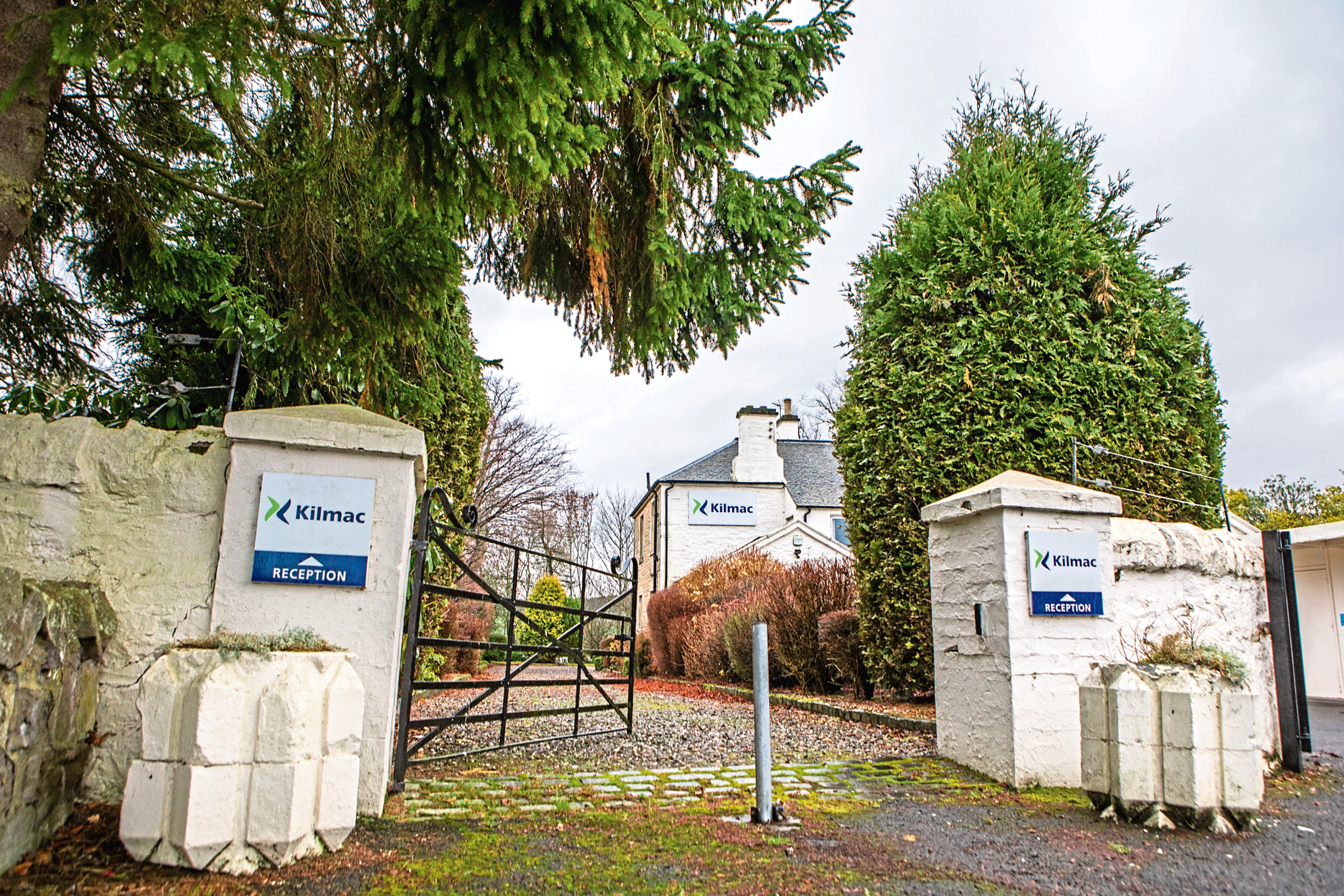 Kilmac Construction staff have been warned of possible job losses.