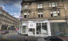 Michael Johnson Hairdressing (stock image)