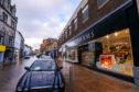 Kirkcaldy High Street (stock image)