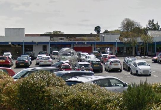 Campfield Square Shopping Centre. (Library image).