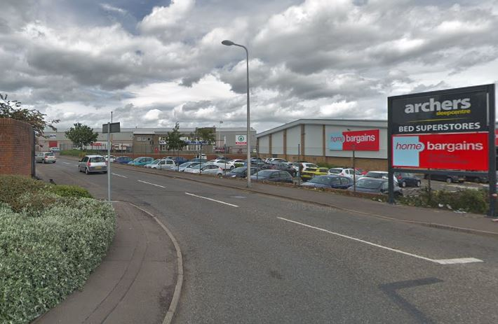 Home Bargains at Milton of Craigie